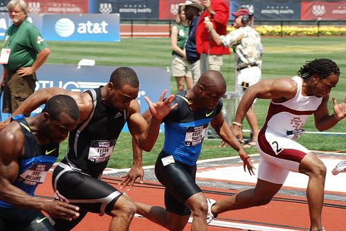ــــــــــــ الفوريكس : ماراثون أم سباق 100 متر ؟ ــــــــــ نادي خبراء المال