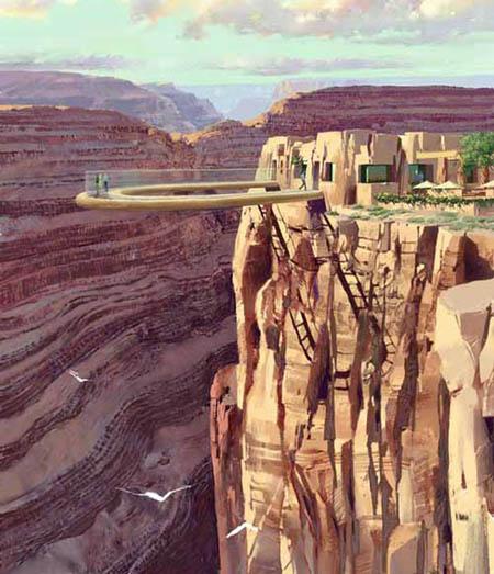 هل تستطيع أن تمشي فوق هذا الجسر الزجاجي الشفاف ؟ 6648_14122006-182448-3